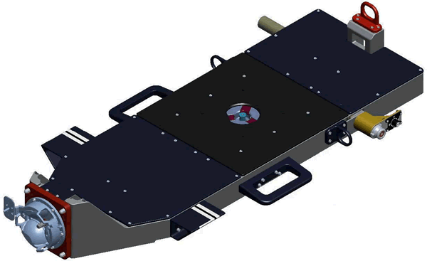 International Space Station Integrated Kinetic Launcher for Orbital Payload Systems (SSIKLOPS)